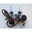 2 Ampoules xénon H1 6000K 35W  céramique