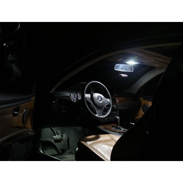 pack eclairage interieur led blanc serie 5 e39. Black Bedroom Furniture Sets. Home Design Ideas