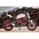 KIT Ampoule LED Pour Ducati Monster 797  +2 veilleuses