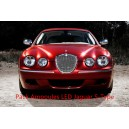 Pack Ampoules LED Jaguar S-Type
