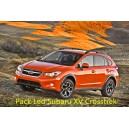 Pack Ampoules LED Subaru XV Crosstrek