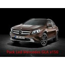 Pack Ampoules LED Mercedes GLA x156