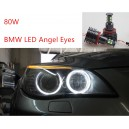led angel eyes bmw H8 20W + module anti erreur