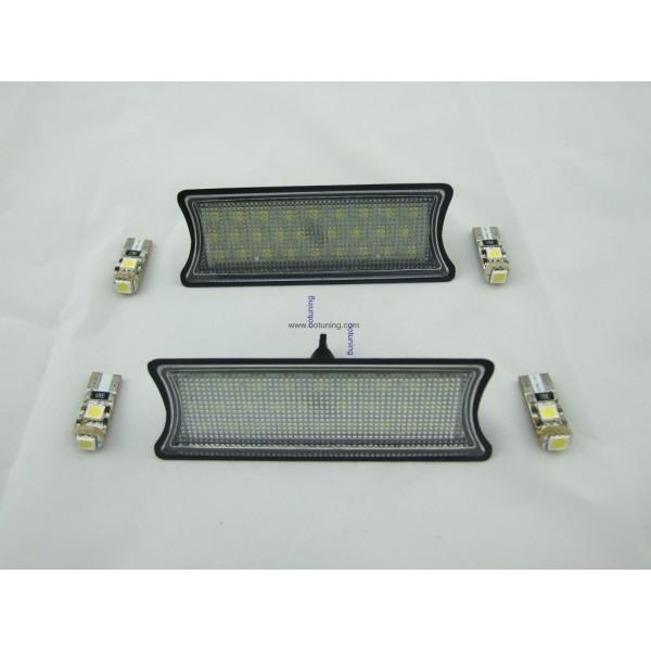 eclairage de plafonnier led pour bmw 3 series e90 e91 e93. Black Bedroom Furniture Sets. Home Design Ideas