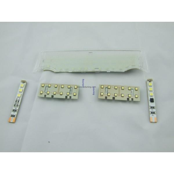 modules d 39 clairage int rieur led pour bmw x5 e70. Black Bedroom Furniture Sets. Home Design Ideas