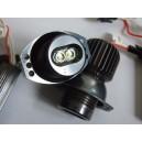2 Ampoules LED CREE 10W anneaux angel eyes pour BMW Série 3 E90 E91