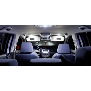 Pack Eclairage Full LED (BLANC) Pour Alfa romeo 147