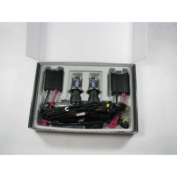 kit xenon hid h4 bi xenon 6000k 55w canbus anti erreur. Black Bedroom Furniture Sets. Home Design Ideas