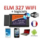 INTERFACE DIAGNOSTIQUE ELM327 ELM 327 WIFI IPHONE IPAD ANDROID OBD DIAGNOSTIC