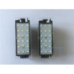 module ampoules led renault clio 3 megane 2 megane 3 laguna 2. Black Bedroom Furniture Sets. Home Design Ideas