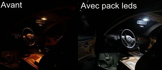 PACK LED BMW