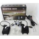 Kit de conversion Xenon HID H7 6000K 75W