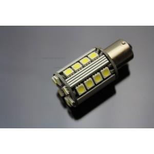 1 Ampoule LED anti erreur 26 SMD - BA15S / P21W  - Blanc