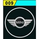 Led Laser Logo MINI Décorative de Portières