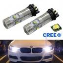 2 Ampoules LED PW24W 25W CREE Pour BMW F30 ,AUDI ,VW