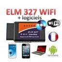 INTERFACE DIAGNOSTIQUE ELM327 ELM 327 WIFI IPHONE IPAD ANDROID OBD DIAGNOSTIC