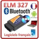 INTERFACE DIAGNOSTIQUE ELM327 BLUETOOTH ELM 327 DIAGNOSTIQUE OBD ANDROID