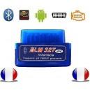 ELM327 MINI Bluetooth DIAGNOSTIQUE OBD