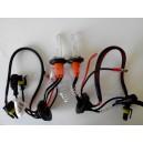 2 Ampoules Xénon H9B 6000K 35W POUR KIT XENON HID